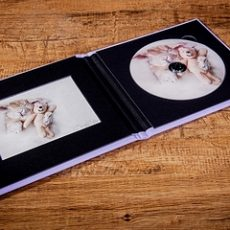 CD And DVD Photo Cases