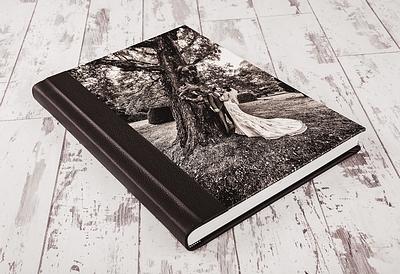 Canvas Photo Album Cover