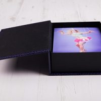 Presentation Portfolio Photo Boxes