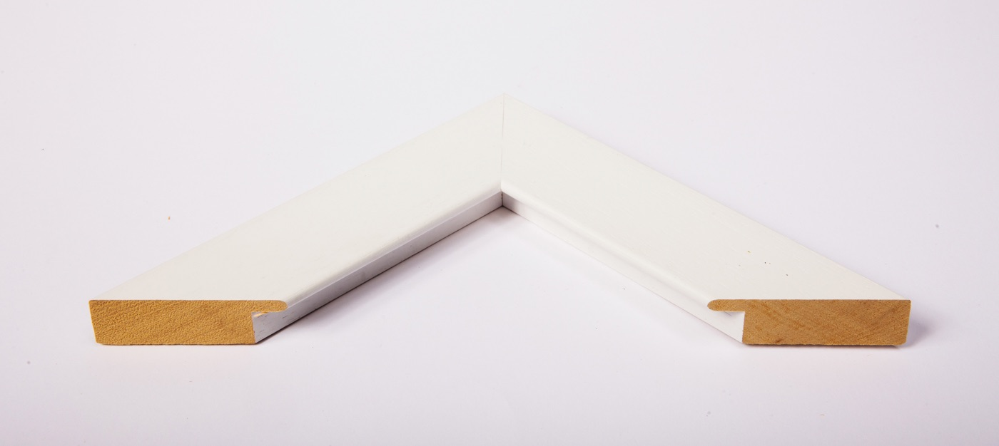 F23 White Photo Frame