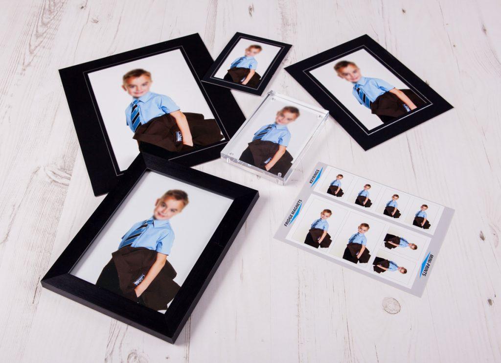 Standard School Photo Packs